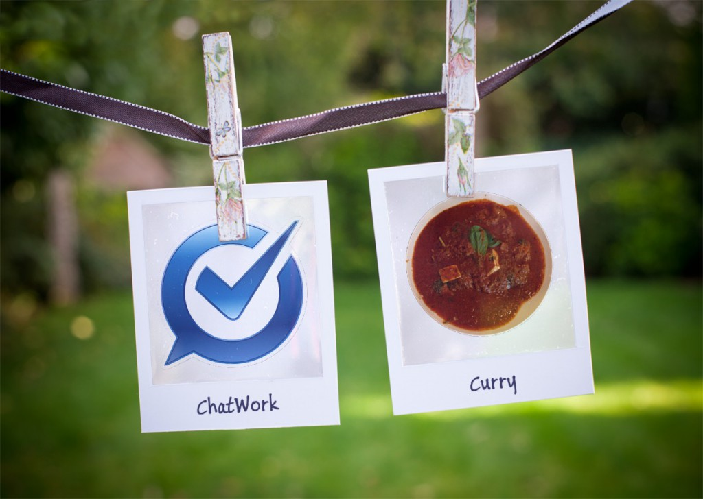 ChatWork & Curry